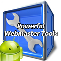 Powerful Webmaster Tools for Android